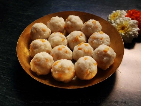 Kudumulu or Undrallu: Naivedyam for Vinayaka Chavithi