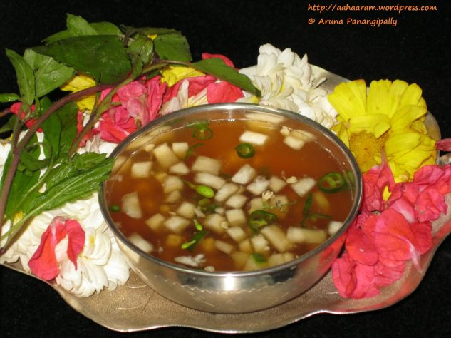 Ugadi Pachadi - Shadruchulu