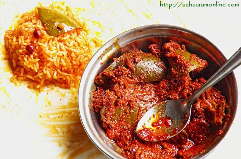 Avakai | Avakaya: The Andhra Mango and Mustard Pickle