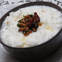 Daddojanam, Thair Saadam or Dahi Bhaat (Tempered Curd Rice)