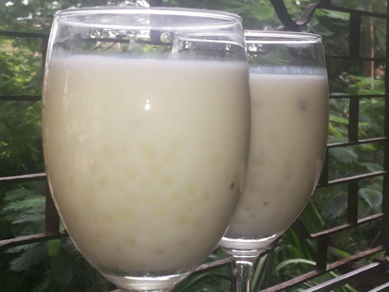 Saggubiyyam Payasam | Sabudana Kheer | Sago Pudding