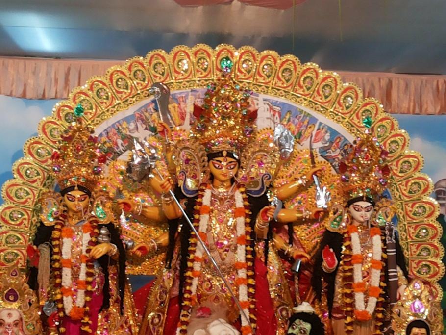 Durga Puja - 2013 at Ramakrishna Mission, Mumbai