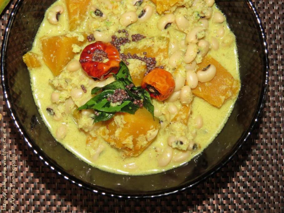 Mathanga Erissery - Kerala Onam Sadya Special Recipe