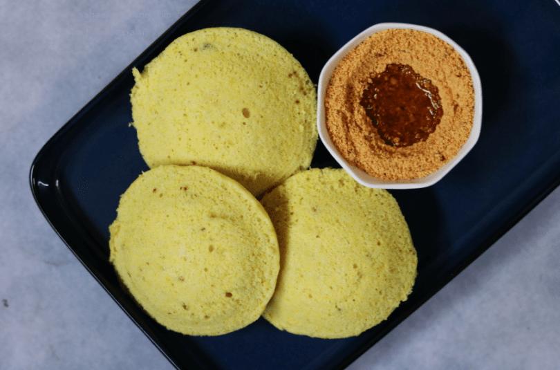 Dali Santhan | Moong Dal Idli | Dal Idli (No Rice Idli)
