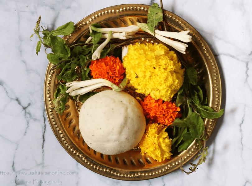 Pachi Chalimidi | Akki Thambittu for Navratri, Rama Navami, Nagula Chavithi