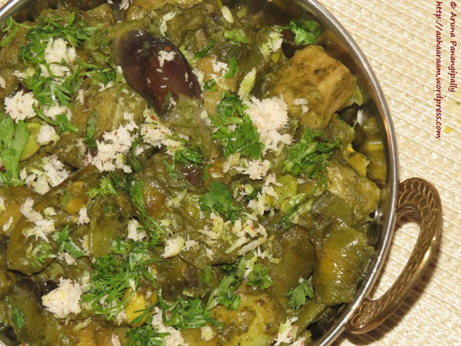 Undhiyo | Undhiyu - A Delicious Medley of Winter Vegetable from Gujarat