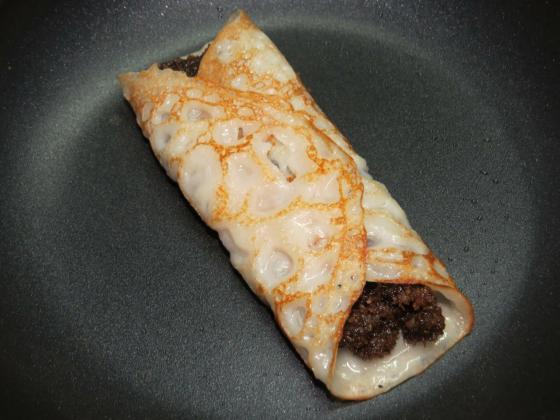 Patishapta - Fold Over the Pancake