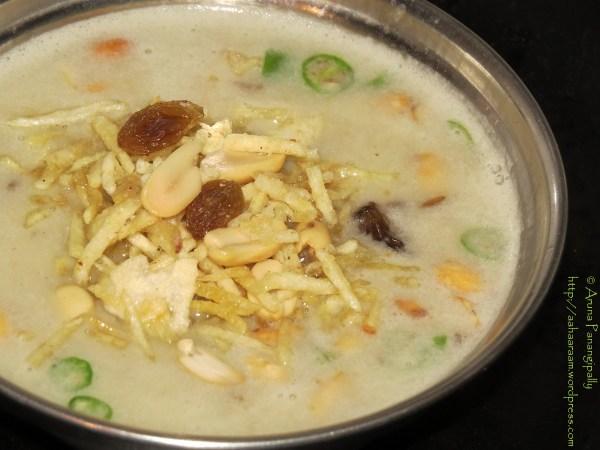 Farali Misal - Vrat ka Khana - Fasting Recipes - Upwas ka Khana