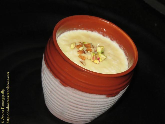 Malai Kulfi - Frozen Indian Dessert