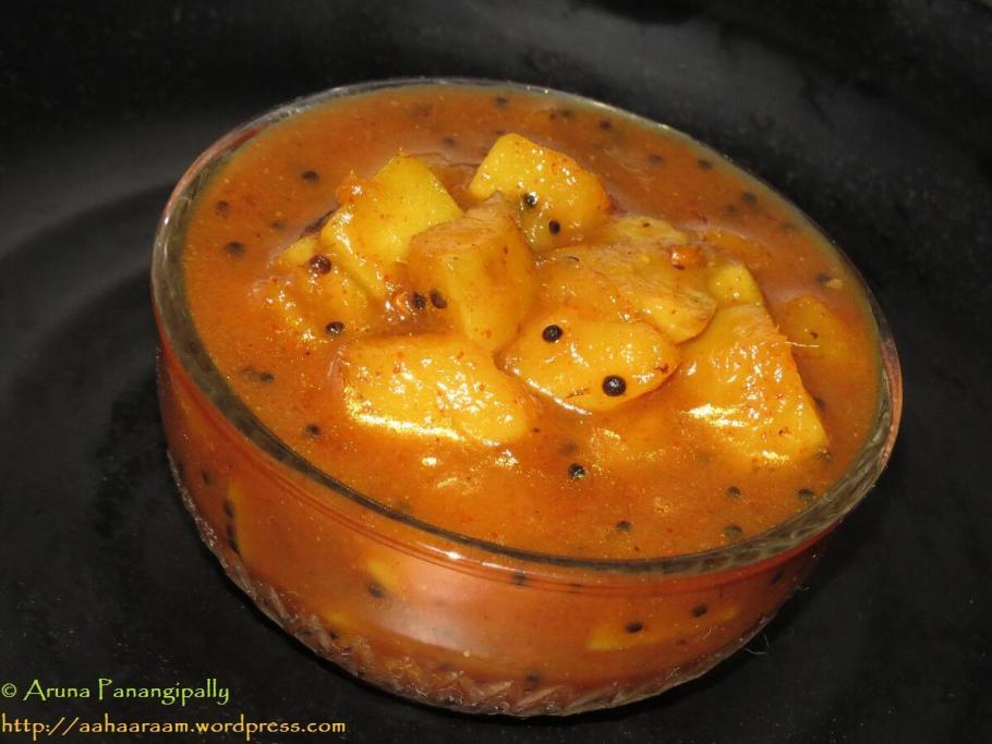 Methamba - A Recipe from Maharashtra