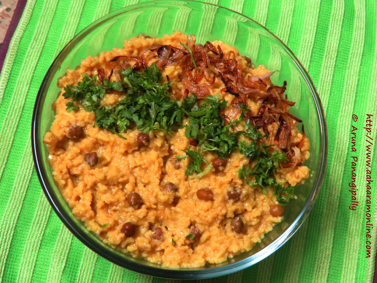 Balaee: Kala Chana Khichdi Cooked in Buttermilk from Himachal Pradesh