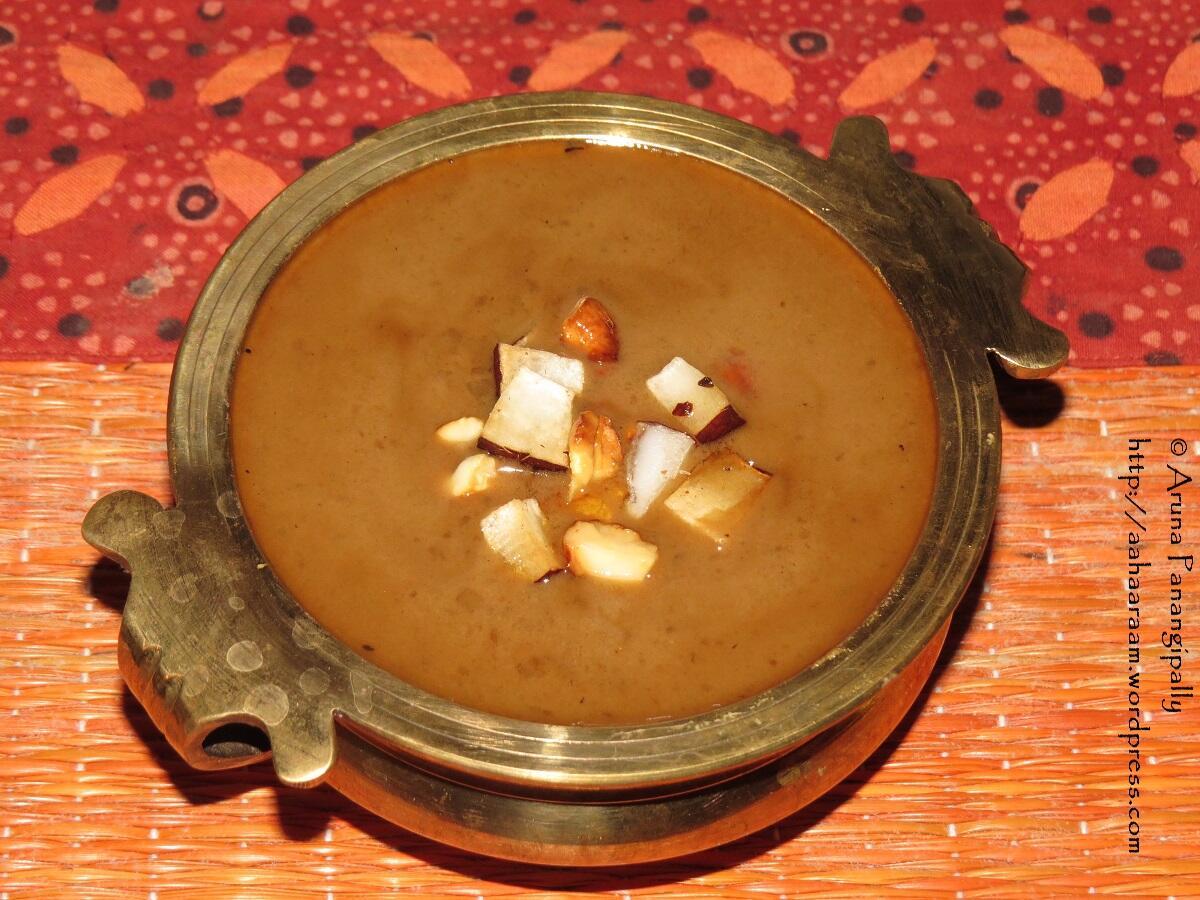 Ada Pradhaman - Onam Recipe