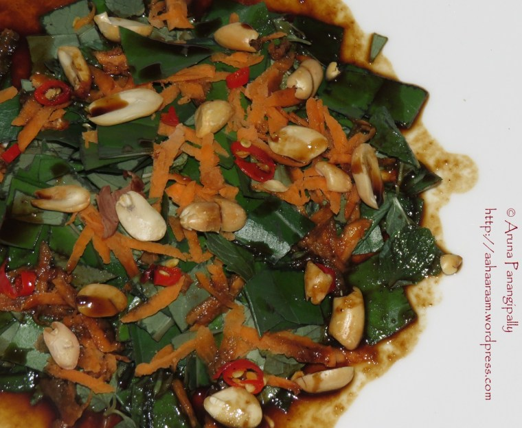 Betel Leaves Salad