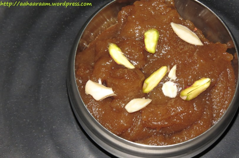Rajgira Halwa or Sheera Without Milk (Amaranth Flour Halva) – Navratri Vrat Recipe