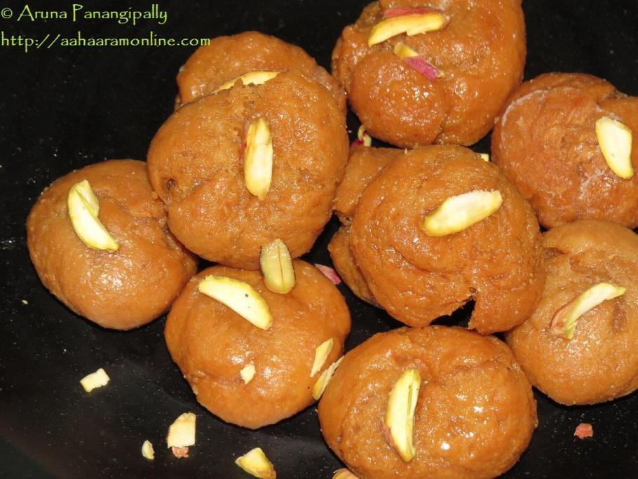 Badushah or Balushahi