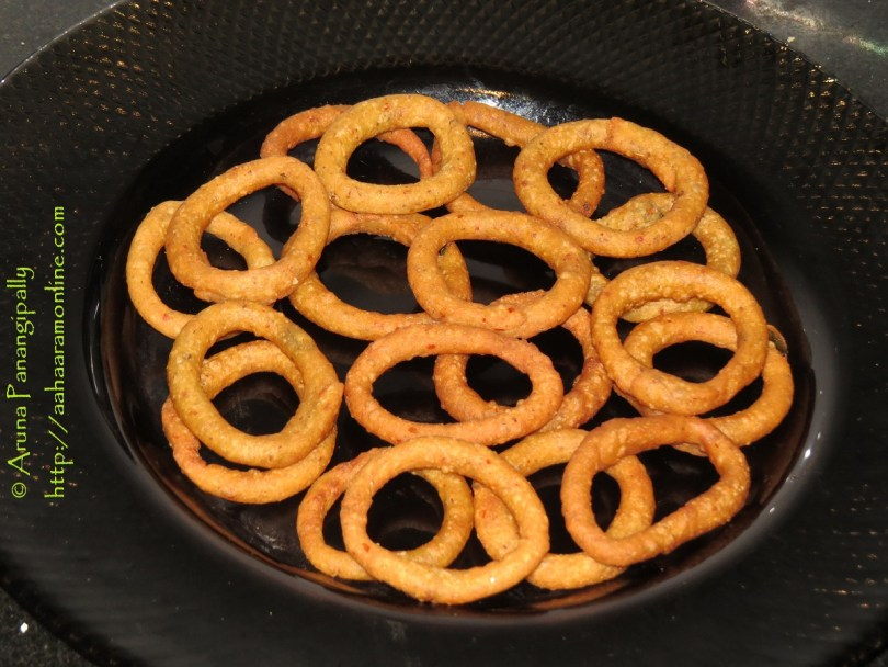 Kodubale - A Crispy, Spicy, Crunchy Treat from Karnataka