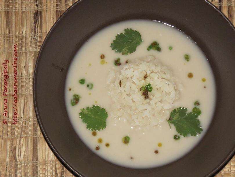 Kolache Pohe - Konkani Recipe