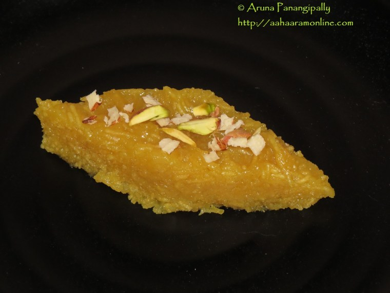 Singhar ji Barfi or Sev Burfi - Inspired by Tharu Bandra
