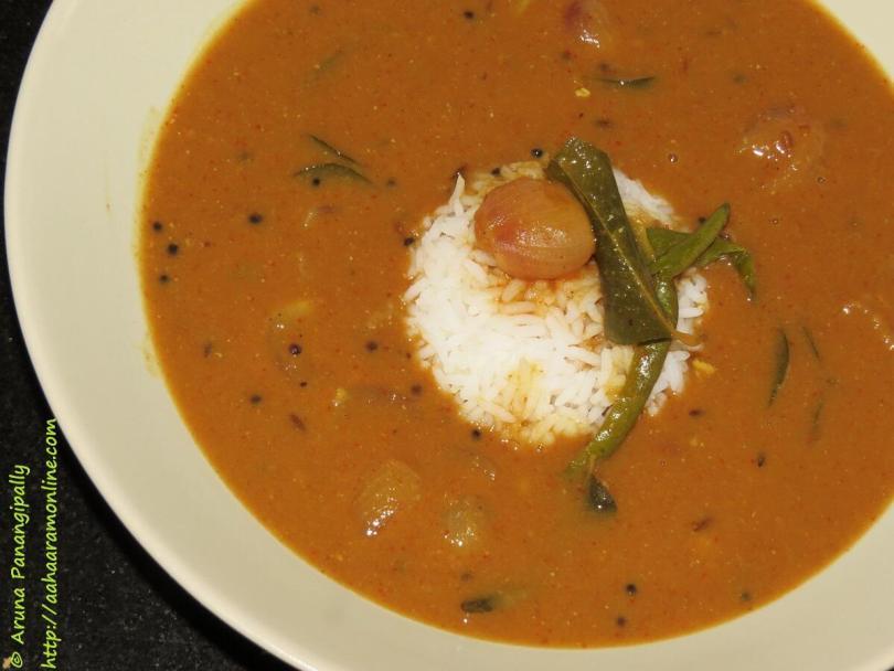 Ulava Charu or Kollu Rasam - A Recipe from Andhra Pradesh