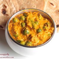 Rajasthani Kachi Haldi ki Sabzi | Fresh Turmeric Root Curry
