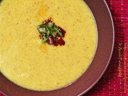 Kerala Parippu Curry - Onam Sadya Recipe