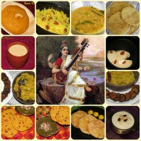 Recipes for Basant Panchami | Vasant Panchami | Shree Panchami