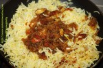 Mix Rice and Jaggery-Coconut Mix
