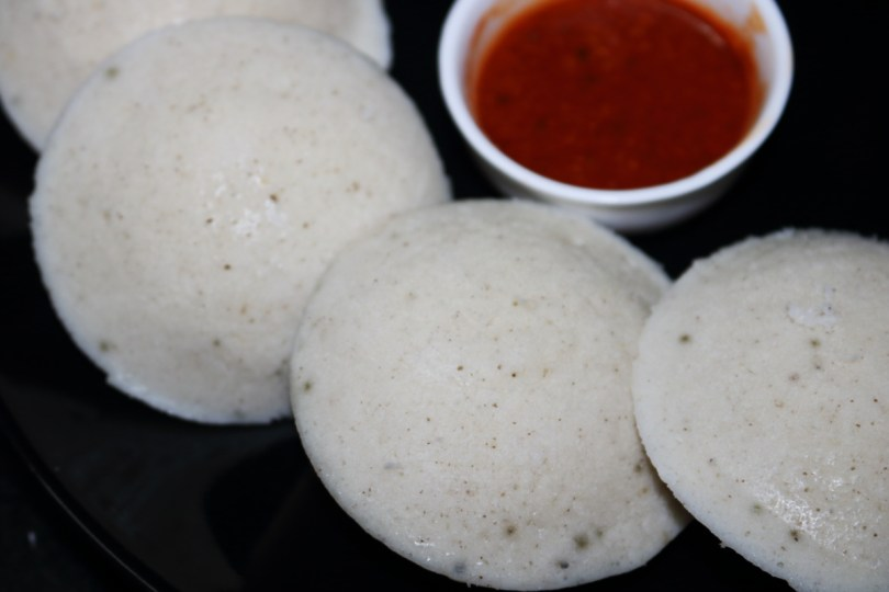 No Rice Idli with Millets