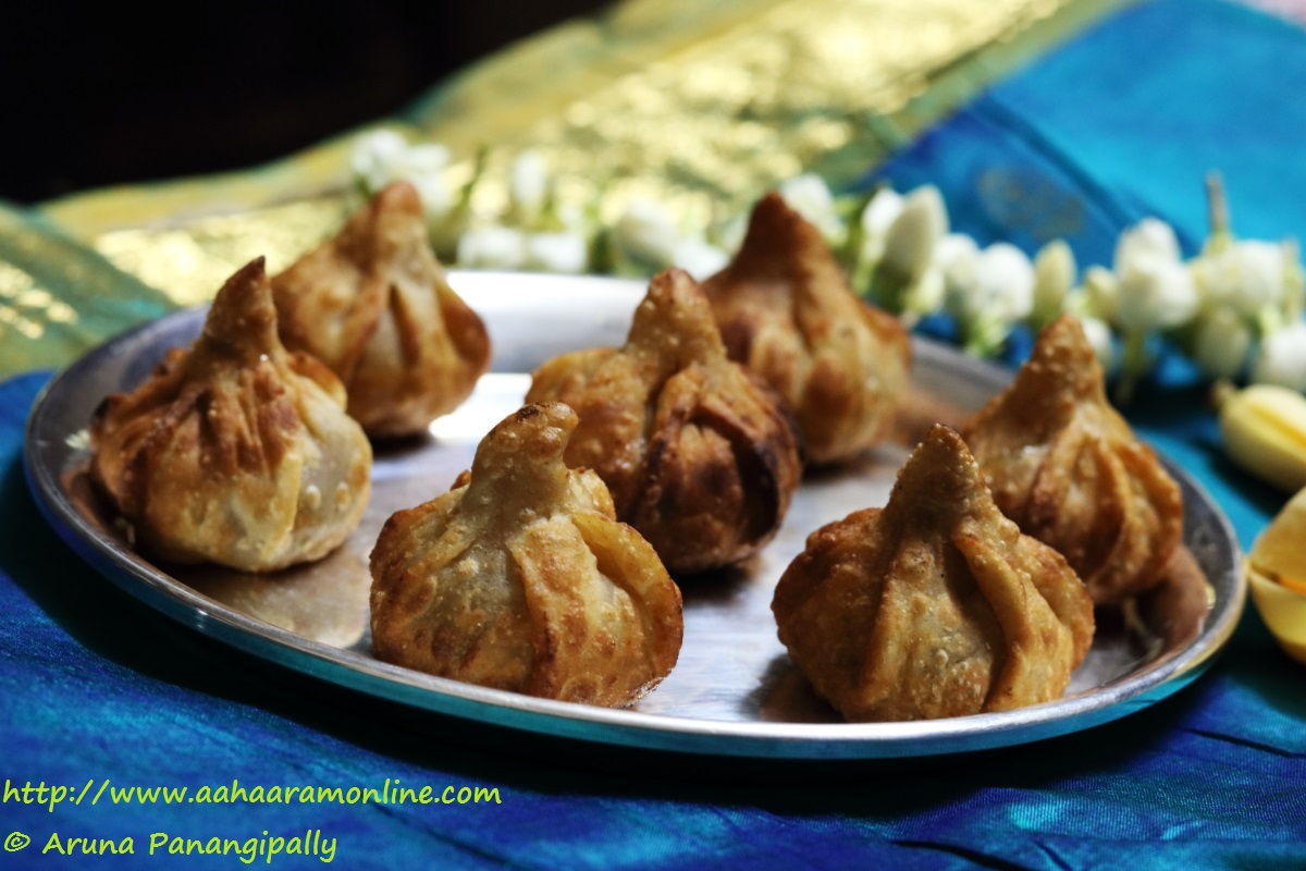 Talniche Modak | Fried Modak: Ganesh Chaturthi Recipe from Maharashtra