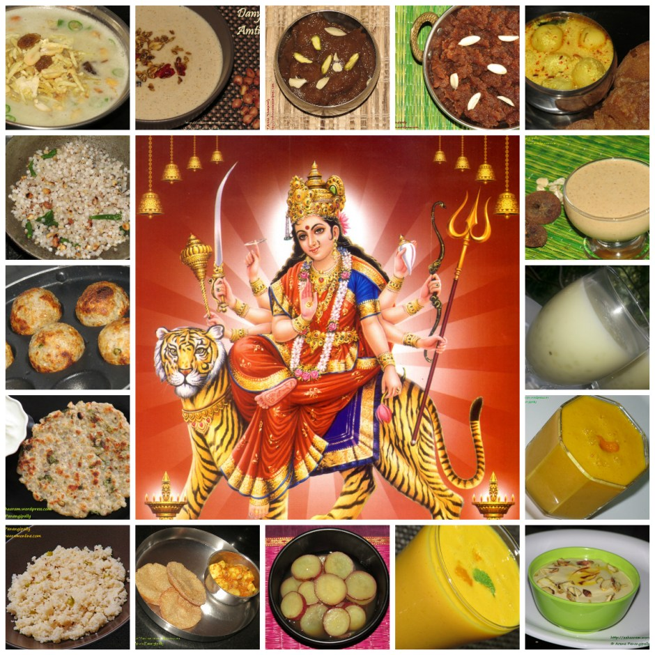 Collection of Navratri Vrat ka Khana Recipes