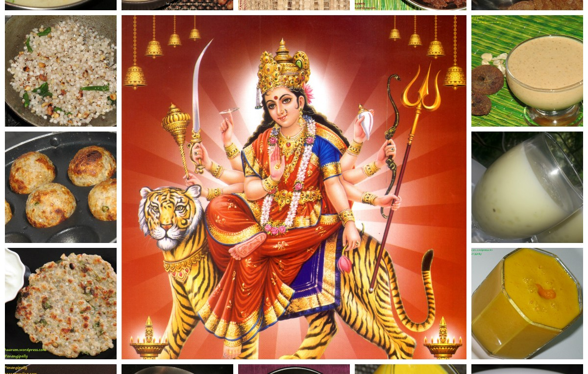 Collection of Navratri Vrat ka Khana Recipes