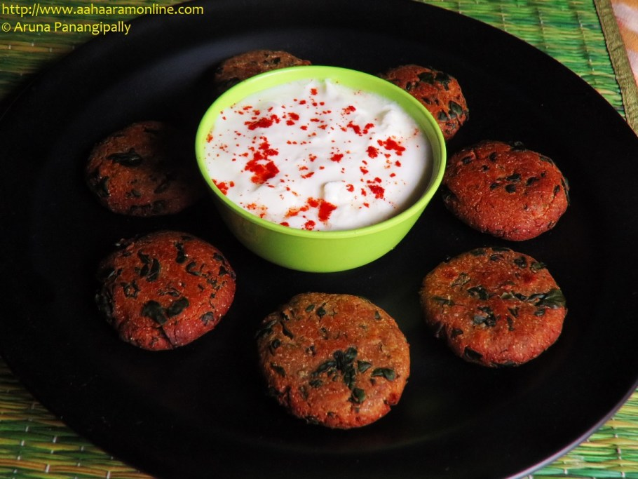 Methi Dhebra is a tea time snack from Gujarat