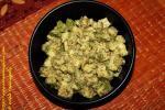 Avabaddalu   Mango Pieces Pickled in Mustard Green Chilli Paste