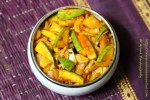 Neemki: A Himachali Mango Onion Pickle flavoured with fenugreek and carom seeds