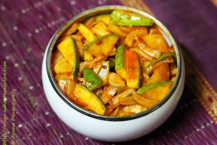 Neemki | Mango Pickle from Himachal Pradesh