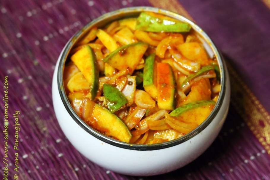 Neemki | Mango Pickle from Himachal Pradesh