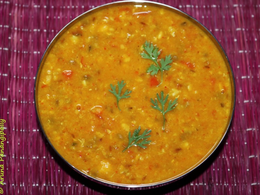 Panchmel Dal | Panchkuti Dal | Panchratna Dal is made with 5 lentils
