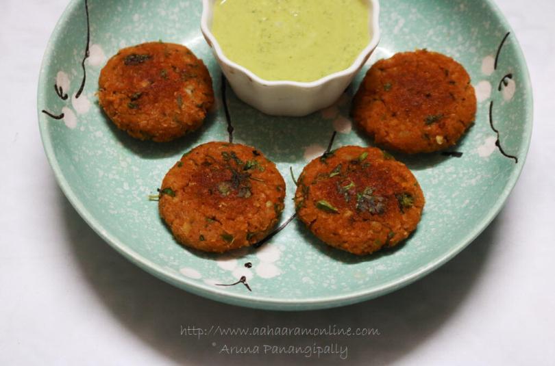 Low-Oil Soya Tikki: High-Protein Snack (No Onion, No Garlic Recipe)