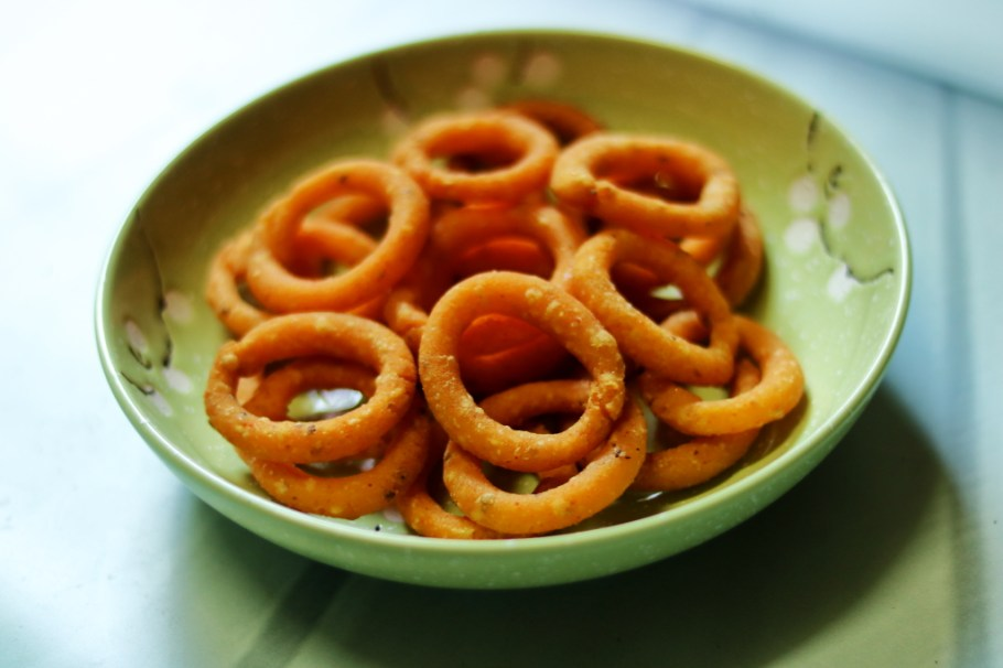 Chegodilu: A Diwali Snack from Andhra Pradesh