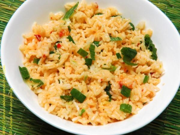 Kharzi Rice from Arunachal Pradesh