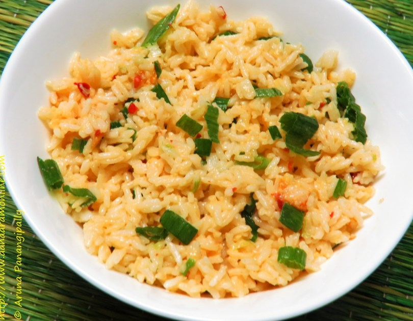 Kharzi | Cheesy Rice from Arunachal Pradesh