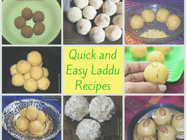 Quick and Easy Laddu Recipes for Diwali