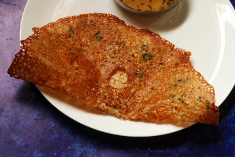 Wheat Flour Dosa | Godhuma Dosa