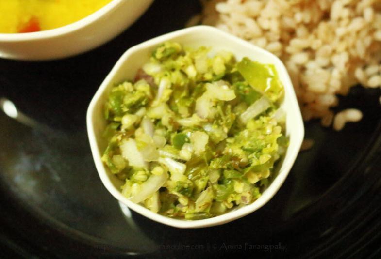 Hmarcha Rawt   Green Chilli Chutney from Mizoram