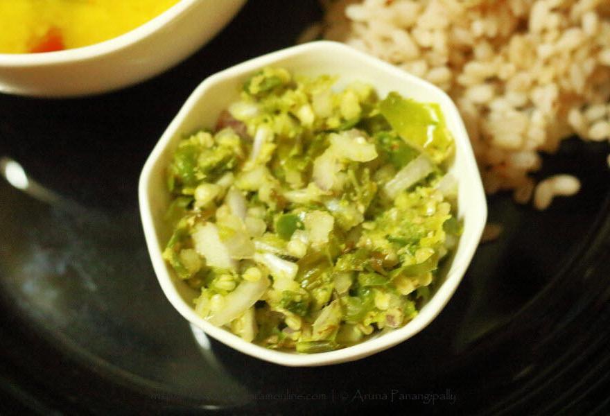 Hmarcha Rawt | Green Chilli Chutney from Mizoram