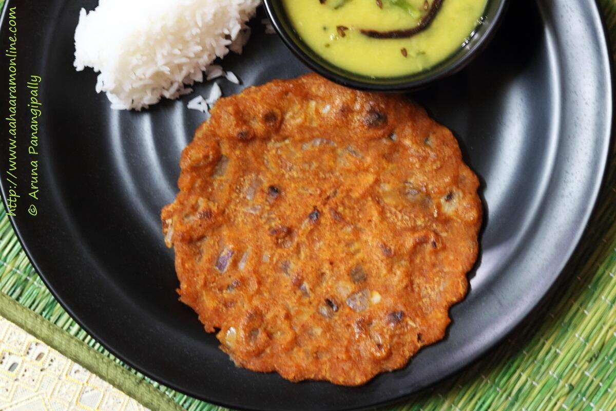 Sanna Polo: Spicy, Crisy Dosa from GSB Cuisine