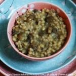 Pearl Barley Mushroom Risotto