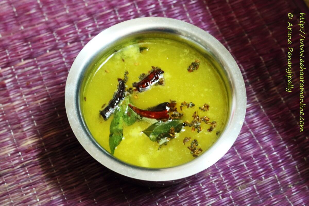 Mammdikaya Chaaru | Raw Mango Rasam | Manga Rasam | Mavinikayi Saaru
