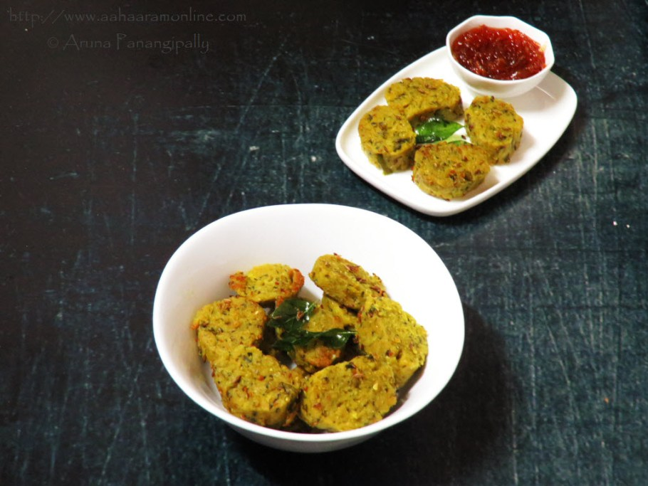 Karela Muthiya | Low-calorie, diabetic-friendly snack from Gujarat