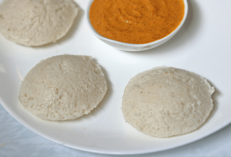 Idli with Idli Rava (With Tips to Make Perfect Idli Batter)